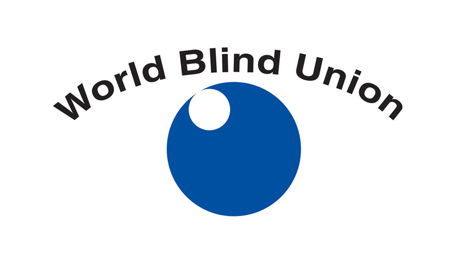 World Blind Union (WBU) logo