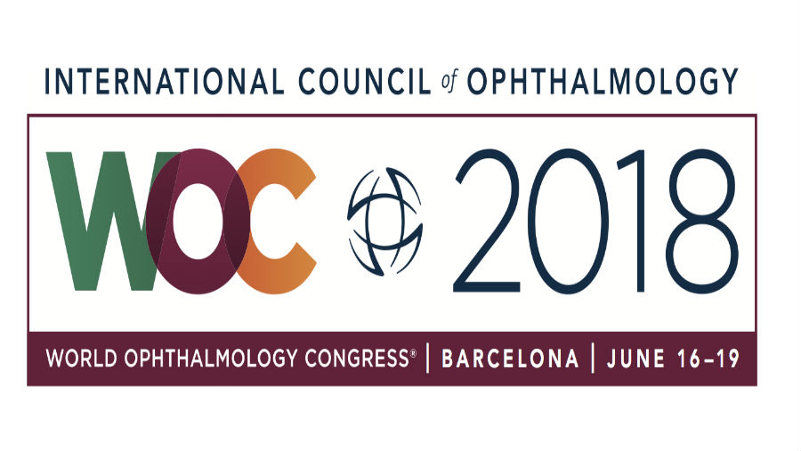Story: Abstract submissions for World Ophthalmology Congress 2018, Image: WOC 2018 logo
