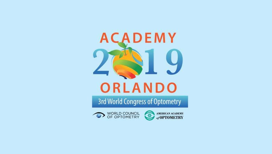 Third World Congress of Optometry: Submissions Open; event logo