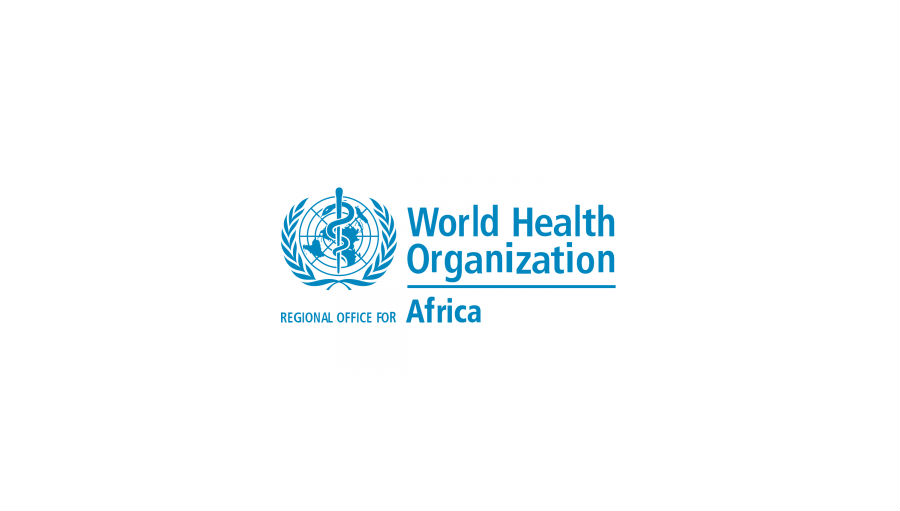 WHO Afro Office logo/ Story: WHO Regional office for Africa update on Eye Health