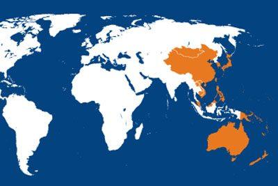WPR map