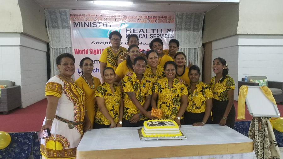 World Sight Day celebrations in Fiji/ Story: World Sight Day 2018 celebrations in the Western Pacific