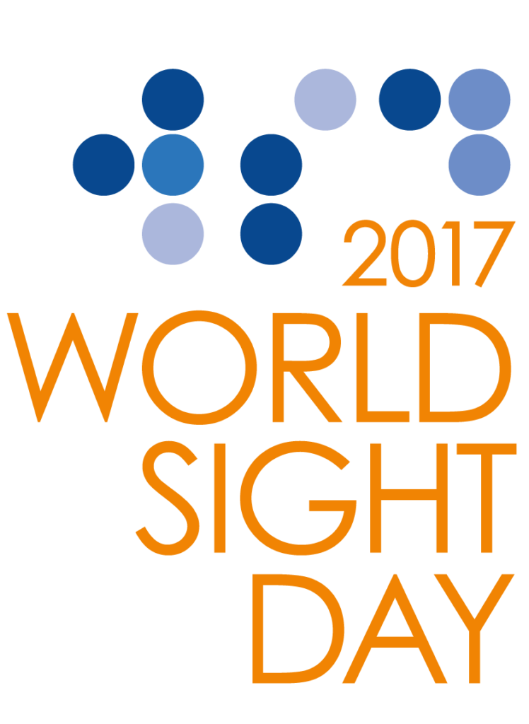 World Sight Day 2017 logo