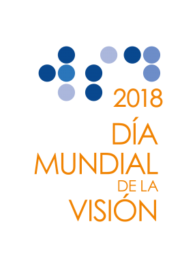 World Sight Day 2018 Logo - Spanish Orange