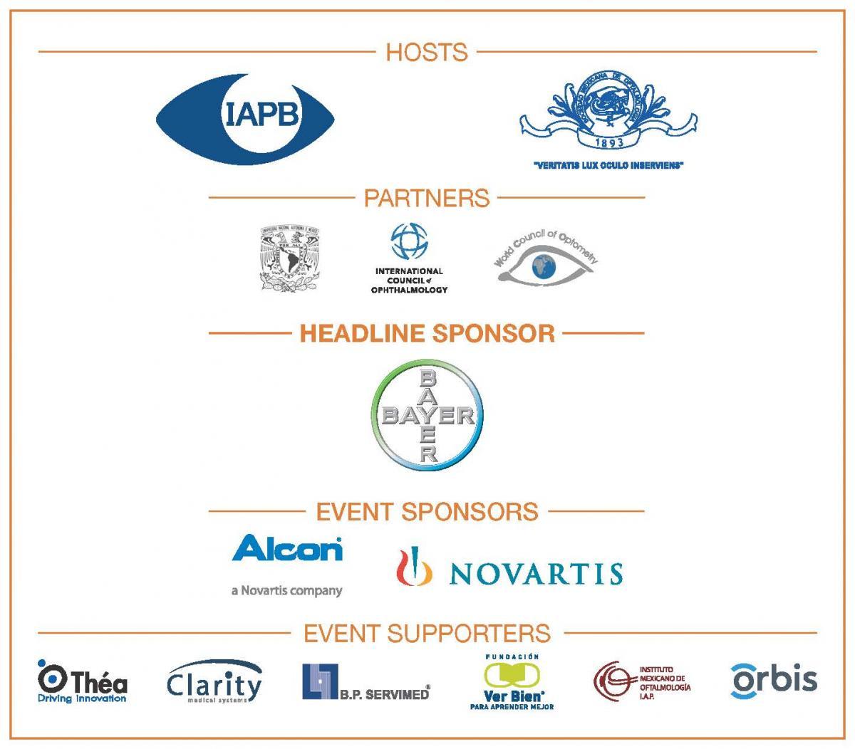 WSD sponsors