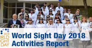 WSD18 Activities Report cover image