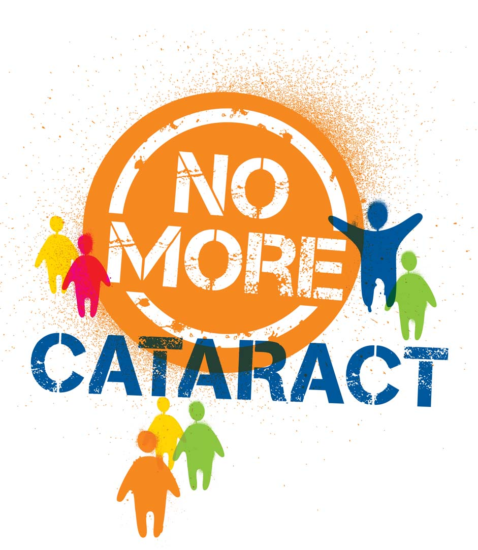 No more cataract