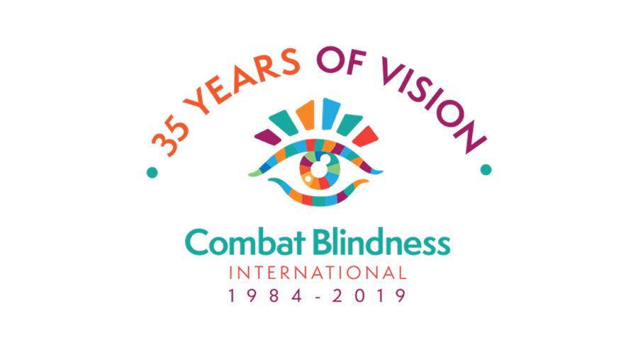 CBI Logo/ Story: Combat Blindness International Receives $65,000 Grant