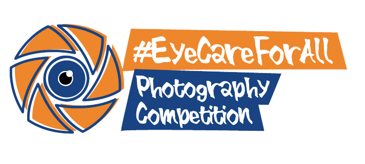 Eye care for all photo competition logo