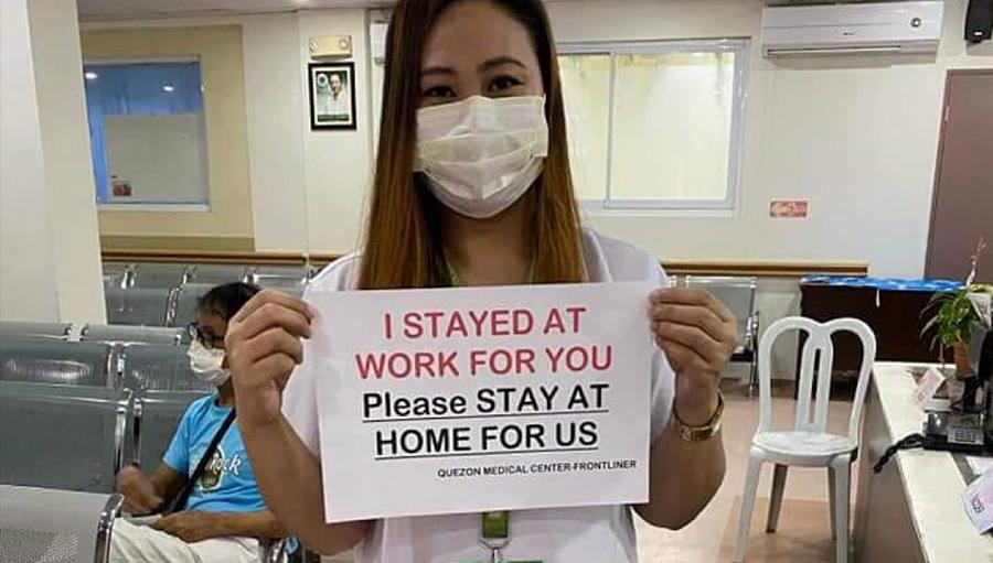 Nurse Aizel Chico