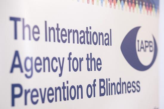 IAPB Banner photo