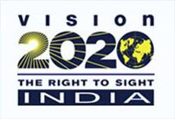 VISION 2020 India logo