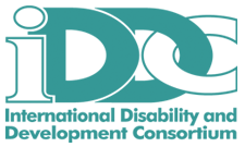 The International Disability and Development Consortium logo