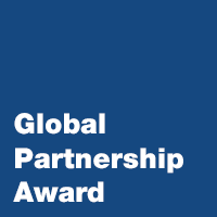Global Partnership award