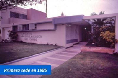 Primera sede en 1985
