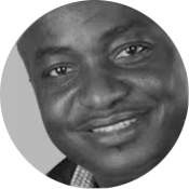 Speaker Joseph Oye