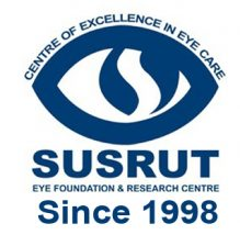 Susrut Eye Foundation & Research Centre Logo