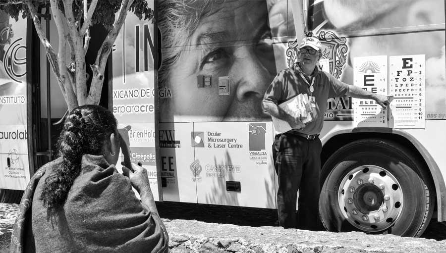 Misión de Nuestro Centro Mexicano de Salud Visual, Ac