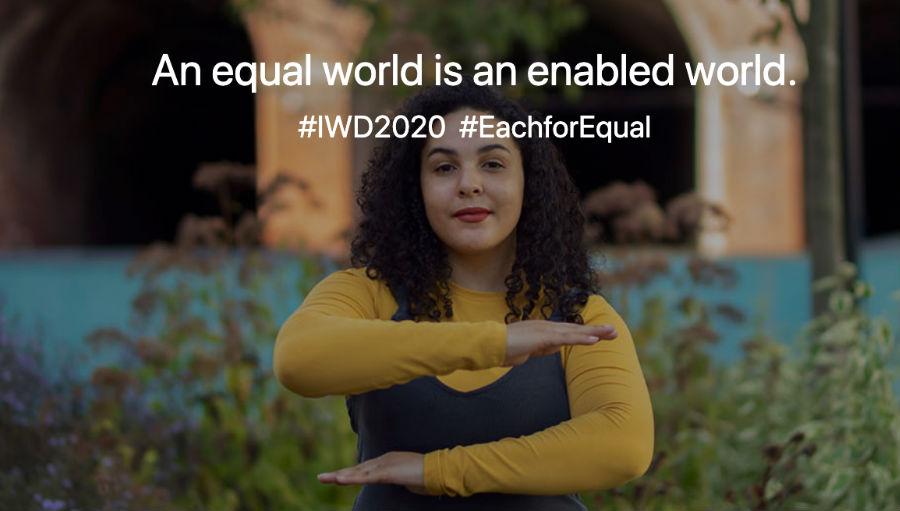 Happy International Women's Day 2020!