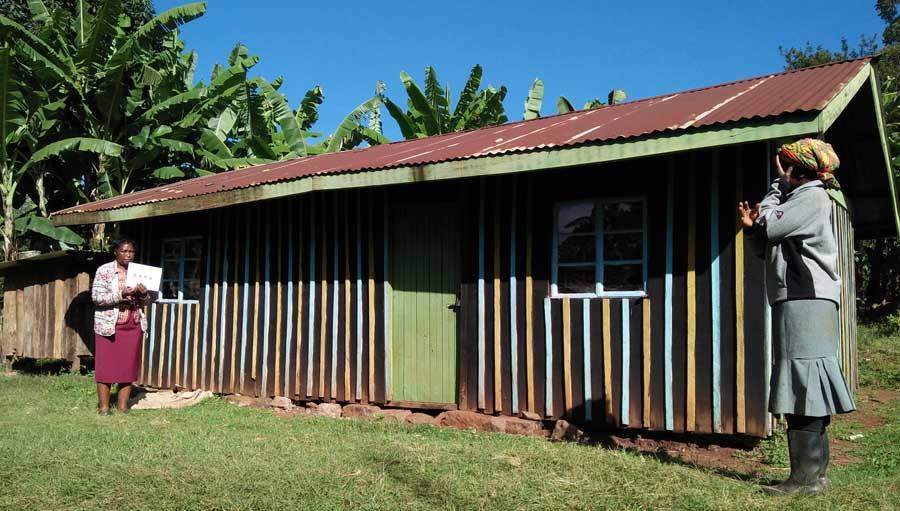 Bridging the Gender Gap: Kenya's Hospital Based Community Eye Health Programme Model