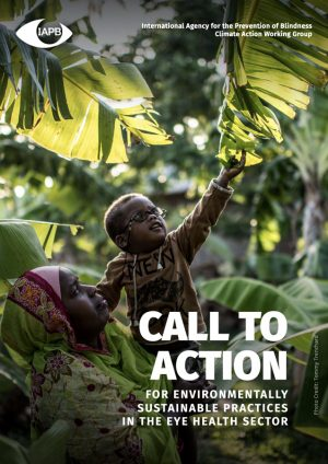 Call To Action for Environmentally Sustainable Practices in The Eye Health Sector